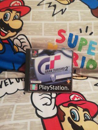 Gran Turismo 2 ps1 psx