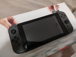 Nintendo Switch (leer)