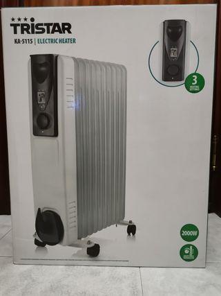 Calefactor eléctrico (Aceite radiador)