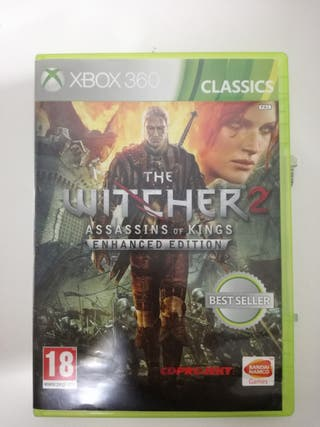The Witcher 2 Assassins of Kings para Xbox 360