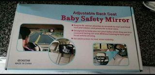 Espejo de seguridad para coche .Baby safety mirror
