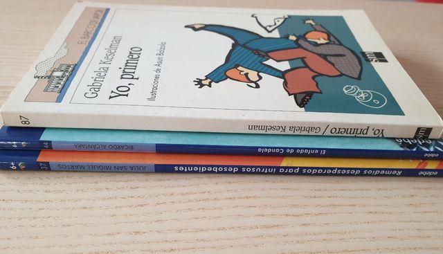 Libros 6 años