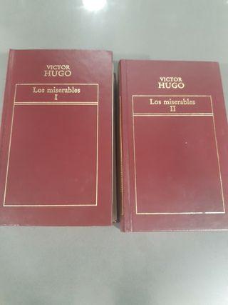 Libros Los miserables