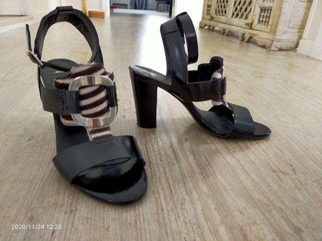 sandalias mujer 41