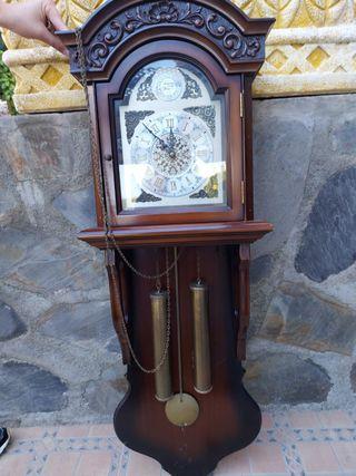 Reloj Radiant de Pared de madera Vintage