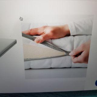 Colchón espuma Ikea