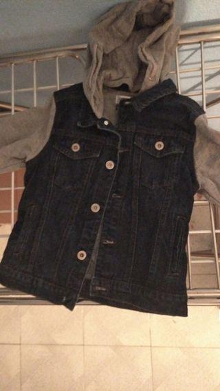 chaqueta tejana