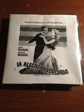 LA ALEGRE DIVORCIADA, película super 8mm