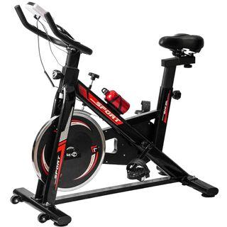 Bicicleta Ergonómica Spinning Indoor Fitness