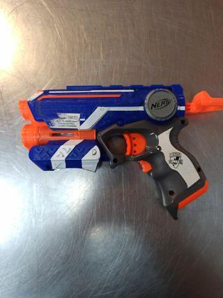 Pistola Nerf Firestrike