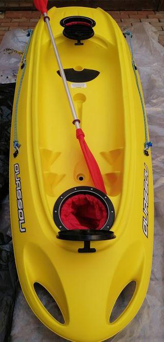 kayak como nuevo , madidas 260x78