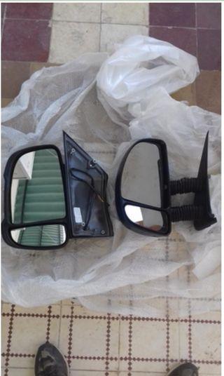 espejos retrovisores de Peugeot boxer jumpy