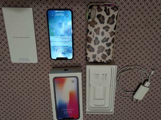 iphone x 64 gb negro + GARANTIA