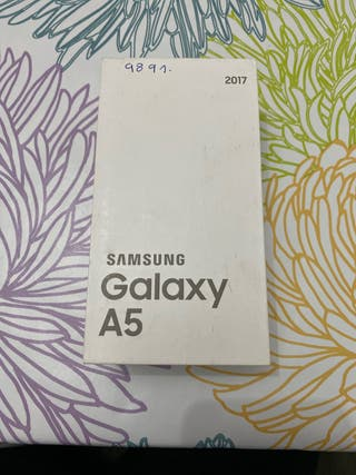 Samsung galaxy a5 piezas