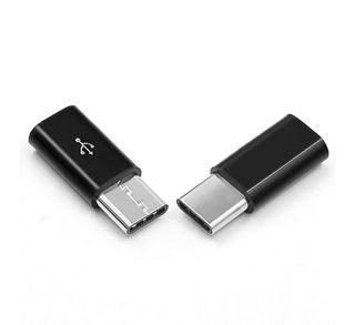 Adaptador De Cable De Tipo C A Micro USB Nuevo