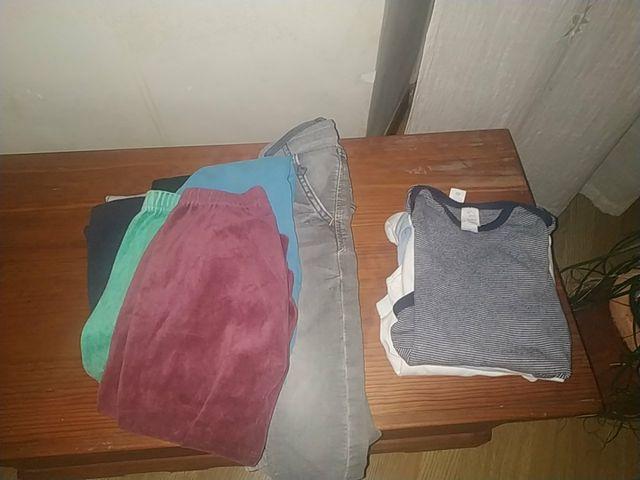 pack pantalones/bodys