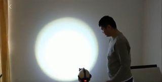 LINTERNAS FRONTAL LED CABEZA