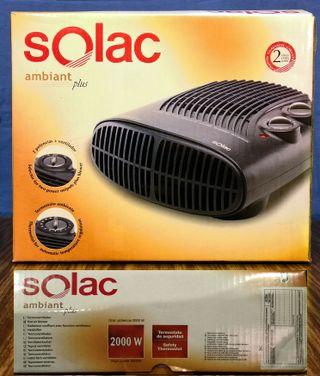 Calefactor SOLAC