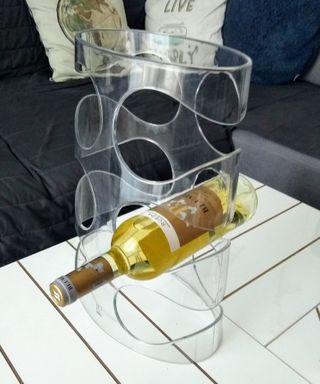 Botellero de diseño metracrilato