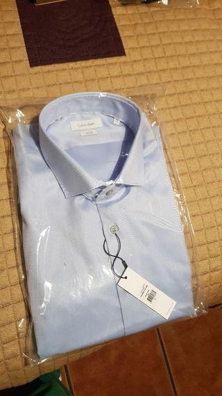 camisa calvin Klein talla 44 (XL) estrenar