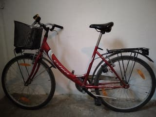 Bicicleta de paseo Coluer