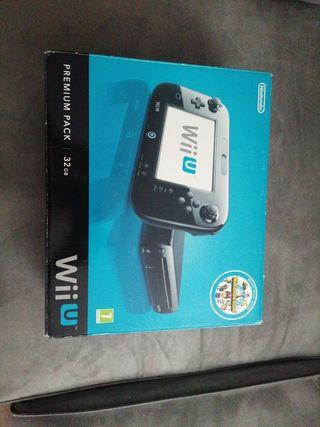 Nintendo Wii U Premium pack 32g