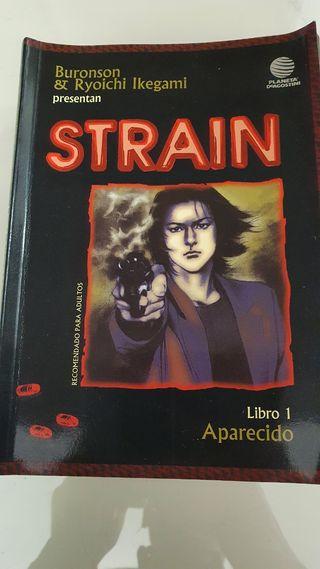 Strain. manga.