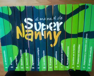 Colección Super Nanny