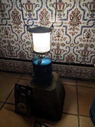 Lumin gas camping