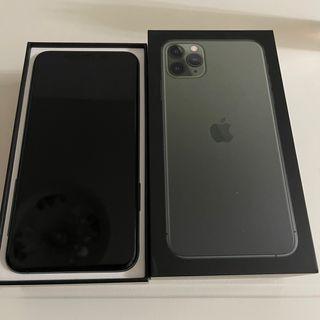 iPhone 11 Pro Max 256GB verde noche