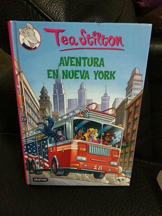 Stilton en Nueva York ,nuevo