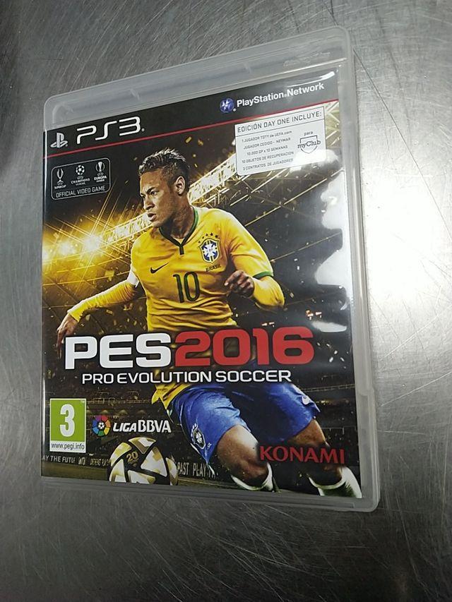PES 2016 PS3