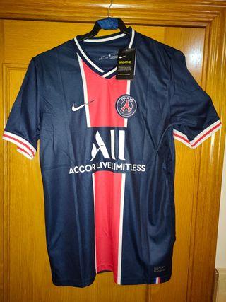Camiseta Neymar PSG Champions 20-21