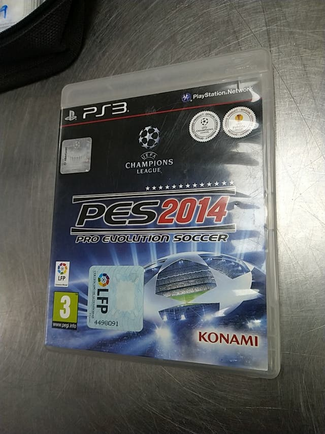PES. 2014 PS3