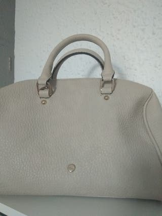 bolso vgg color beige