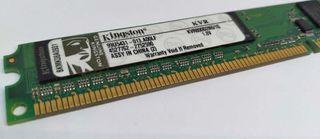 Memoria RAM Kingston 1GB KVR800D2N6/1GB