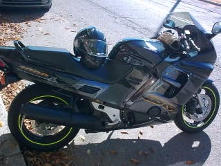 Moto Honda CBR 1000 F 2001