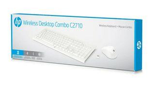 Teclado + raton inalambricos HP C2710 a estrenar