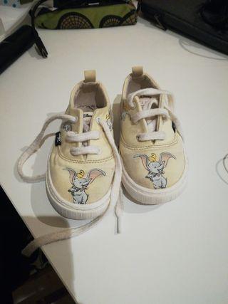 Zapatillas Disney Zara