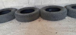 neumáticos 4x4 Suzuki vitara