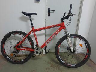 bici de montaña mercier