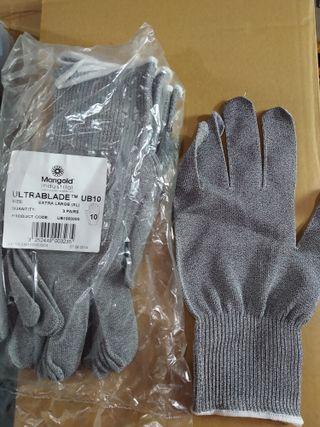 REGALO 9 pares guantes
