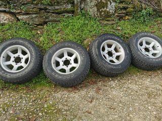 llantas aluminio, ruedas cooper