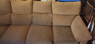 vendo sofá rinconera