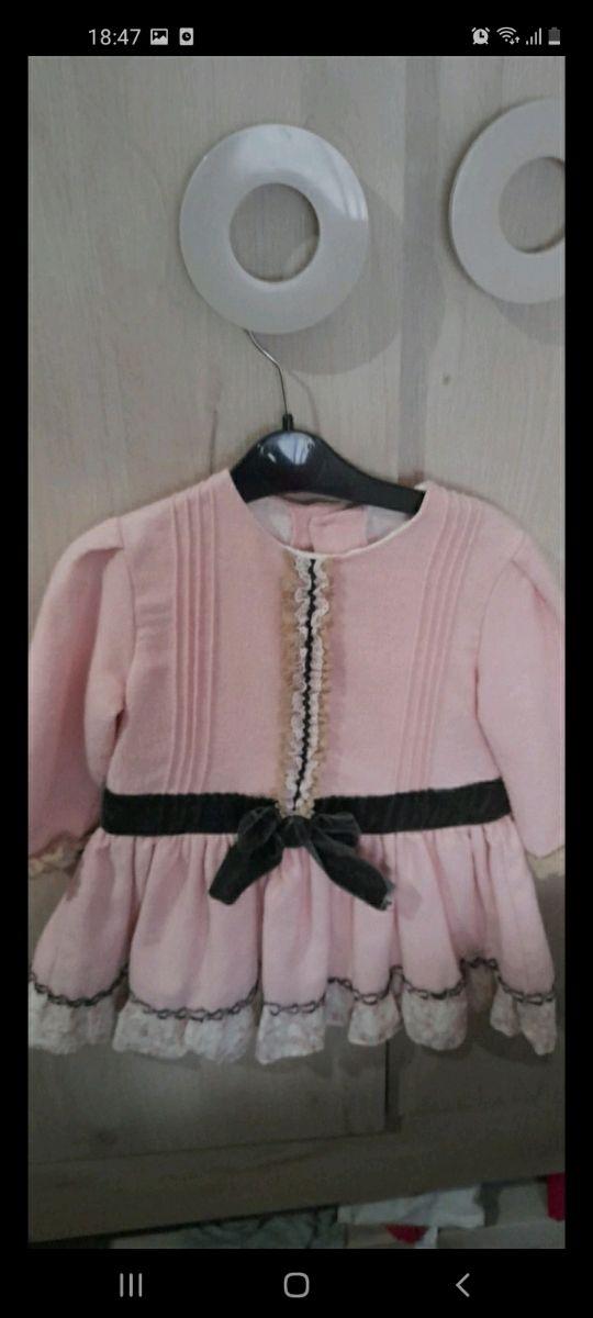 vestido de Isabel García