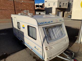 caravana caravelair brasilia 460