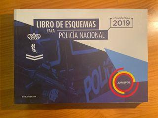 Libro resúmenes oposiciones Policia nacional
