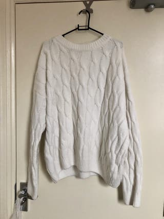 Cable snit jumper