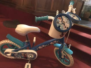 Bicicleta de 12 pulgadas