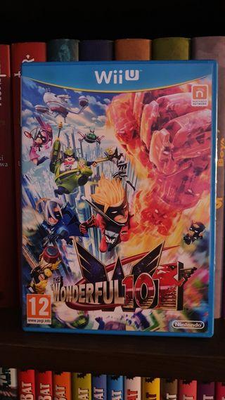 WONDERFUL 101 de Wii U